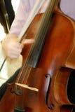 Violoncello Fotografie Stock