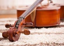 Violoncello classico Fotografia Stock Libera da Diritti