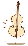 Violoncello vector Stock Photo