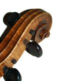 Violoncello part Royalty Free Stock Photo