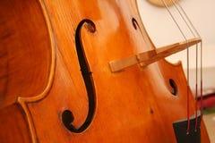Violoncelo 3 Foto de Stock Royalty Free