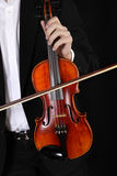 Violonist Royalty Free Stock Images