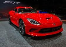 Vipère de 2014 SRT (Dodge) Images stock