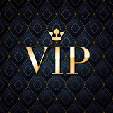 VIP摘要缝制的背景 库存图片