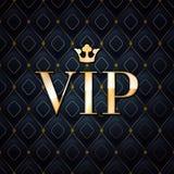 VIP αφηρημένο γεμισμένο υπόβαθρο Στοκ Εικόνα