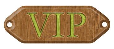 VIP ετικέτα Στοκ Φωτογραφία