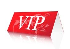 VIP σημαδιών Στοκ εικόνα με δικαίωμα ελεύθερης χρήσης