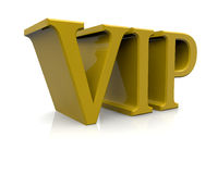 VIP Foto de Stock Royalty Free