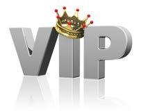VIP ilustração stock