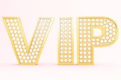 VIP Photographie stock