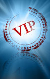 VIP Photographie stock