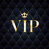 VIP abstract quilted background. Royalty Free Stock Image