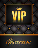 VIP abstract quilted background Royalty Free Stock Photos