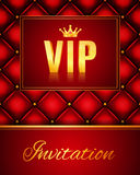 VIP abstract quilted background Royalty Free Stock Photo