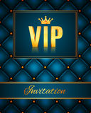 VIP abstract quilted background Stock Images