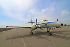 VIP aircraft Royalty Free Stock Photography