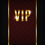 VIP background Royalty Free Stock Photography
