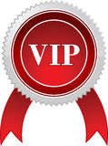 Vip badge Stock Image