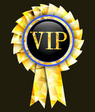 Vip badge Stock Photography