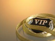 Vip badge Stock Photo