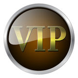 VIP badge vector illustration Stock Photo