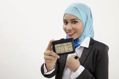 Vip business woman Stock Photos