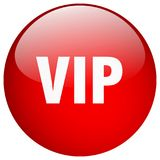 Vip button. Vip round button isolated on white background. vip vector illustration