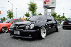 VIP car in VIP style mag. meeting no.1 Stock Photo