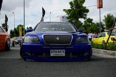 VIP car in VIP style mag. meeting no.1 Royalty Free Stock Image