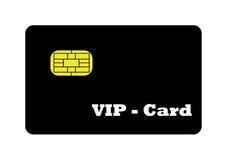 VIP_Card Stock Image