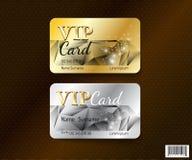 VIP card symbol design-vector file Royalty Free Stock Photography