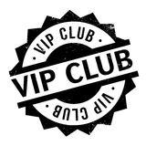 Vip Club rubber stamp Royalty Free Stock Image