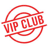 Vip Club rubber stamp Stock Photo