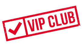 Vip Club rubber stamp Stock Photography