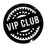 Vip Club rubber stamp Stock Image