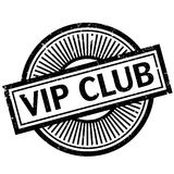 Vip Club rubber stamp Stock Images