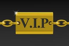 VIP concept, 3D rendering Stock Photos
