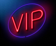VIP concept. Royalty Free Stock Photography