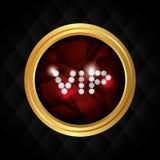 VIP design. Stock Image