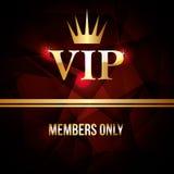 VIP design. Stock Photo