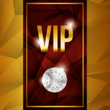 VIP design. Royalty Free Stock Images