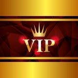 VIP design. Royalty Free Stock Photo