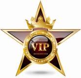 VIP gwiazda ilustracji