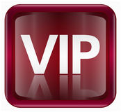 VIP icon Stock Photography