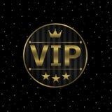 Vip ikona Obrazy Royalty Free