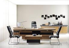 VIP kantoormeubilair Royalty-vrije Stock Afbeeldingen