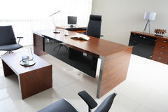 VIP kantoormeubilair Royalty-vrije Stock Foto