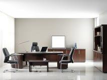 VIP kantoormeubilair Stock Foto's