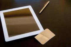 Vip-kort på blocket Fotografering för Bildbyråer