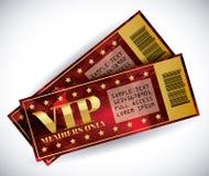 Vip member Stock Photo